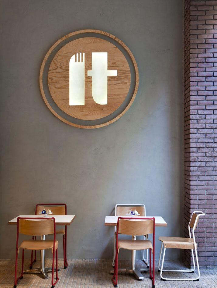 It restaurant kolonaki
