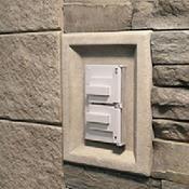 Boral Stone Versetta Accessories Electric Box
