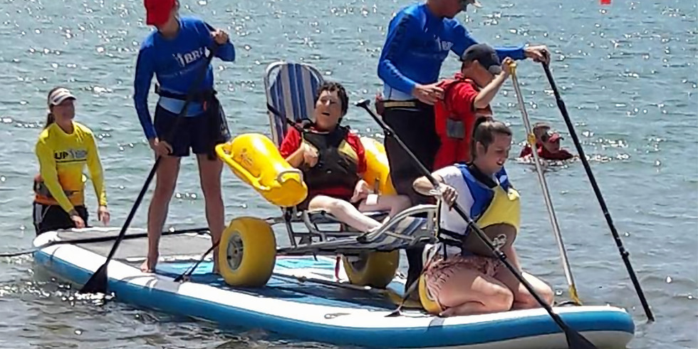 On Water Sports Day