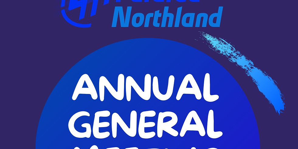Parafed Northland Annual General Meeting 2021