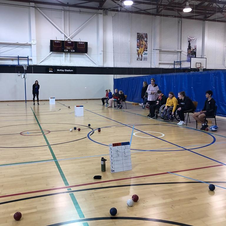 Sports Development Programme - Boccia, Balloon Badminton