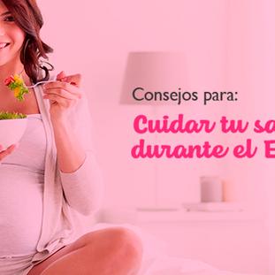Consejos para cuidar tu salud durante el embarazo