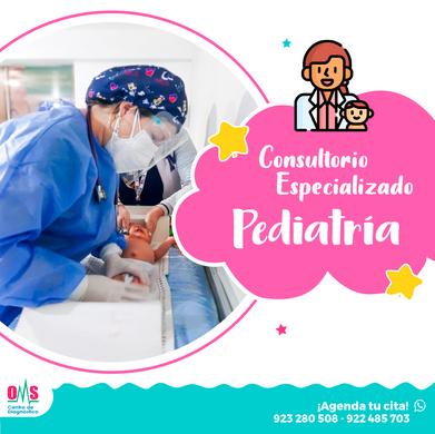 Consulta Pediatría