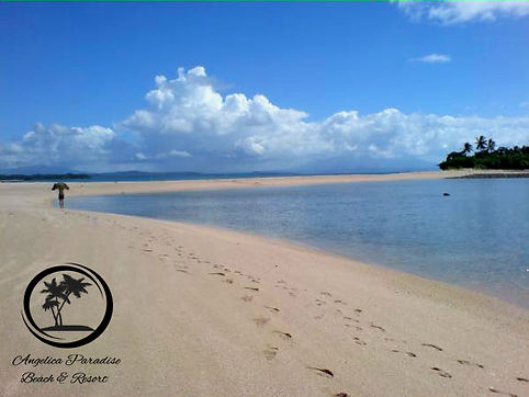 Angelica Paradise Beach and Resort Tranquil Secluded beach Siruma Camarines Sur