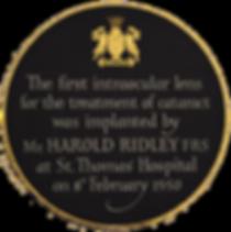 ההיסטוריה של עדשות תוך-עיניות IOL