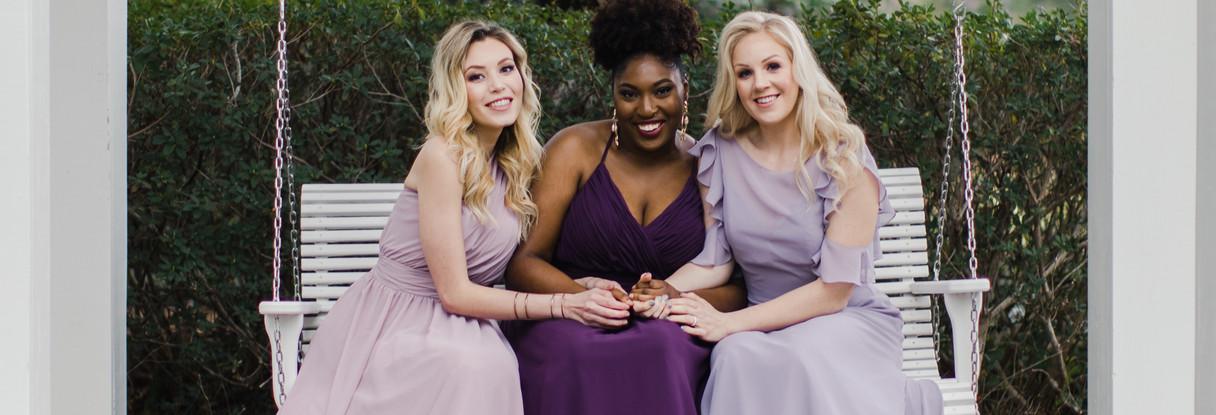 various bridesmaids dresses
