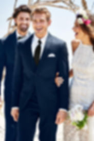 Tuxedos,  Tuxedo Rentals,  Tuxedo Rentals in Bluffton,  Tuxedo Rentals in Hilton Head,  Tuxedo Rentals in Charleston,  Tuxedo Rentals in Hilton Head, wedding-suit-navy-michael-kors-sterling-