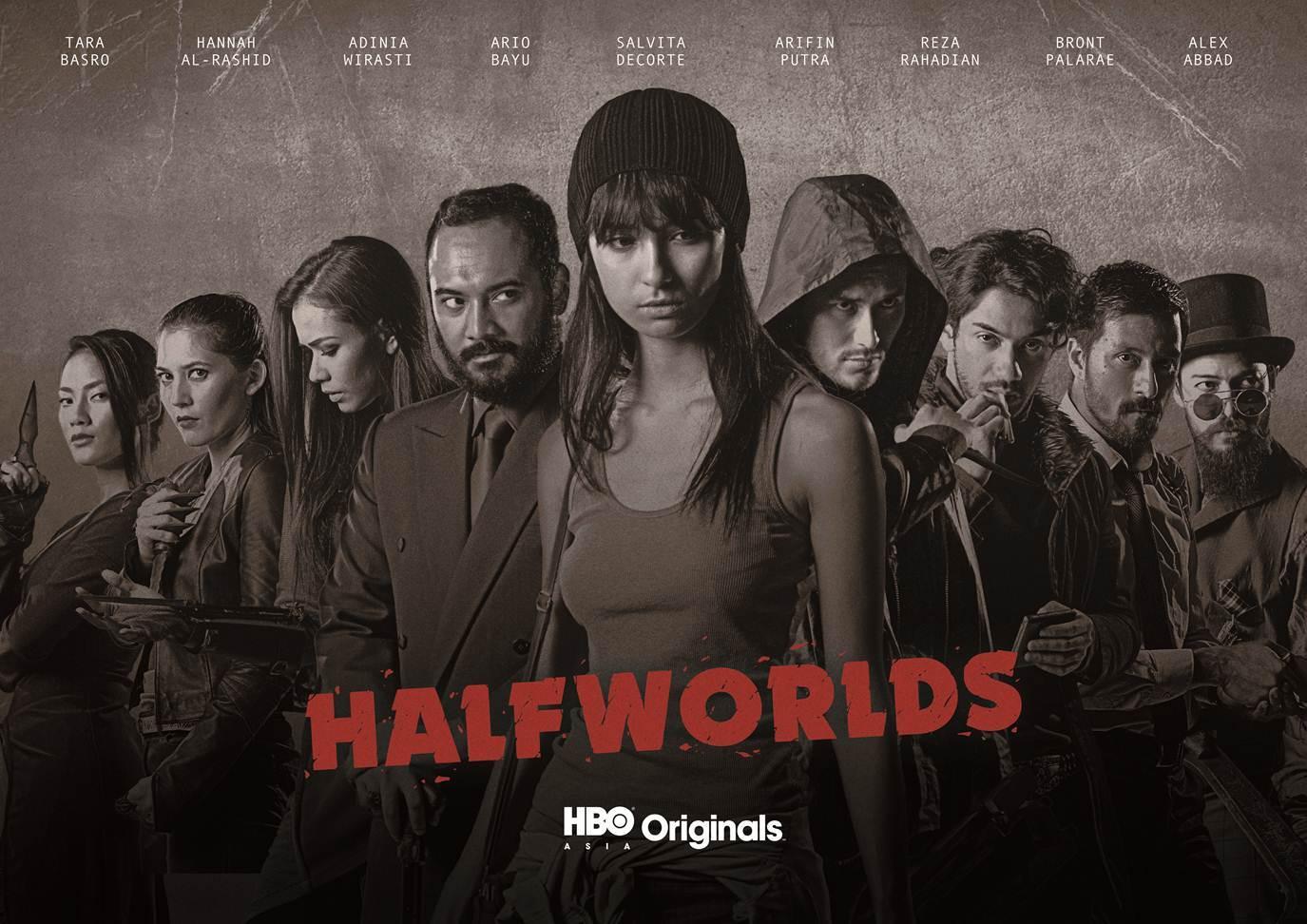 Halfworlds Season 1 (2015)