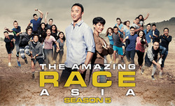 The Amazing Race Asia S5 (2016)