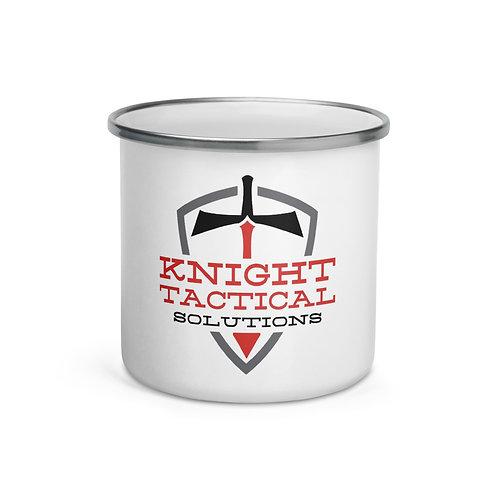 T. Knight Tactical Enamel Mug