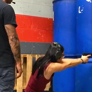 Concealed Carry and Advanced Pistol Course