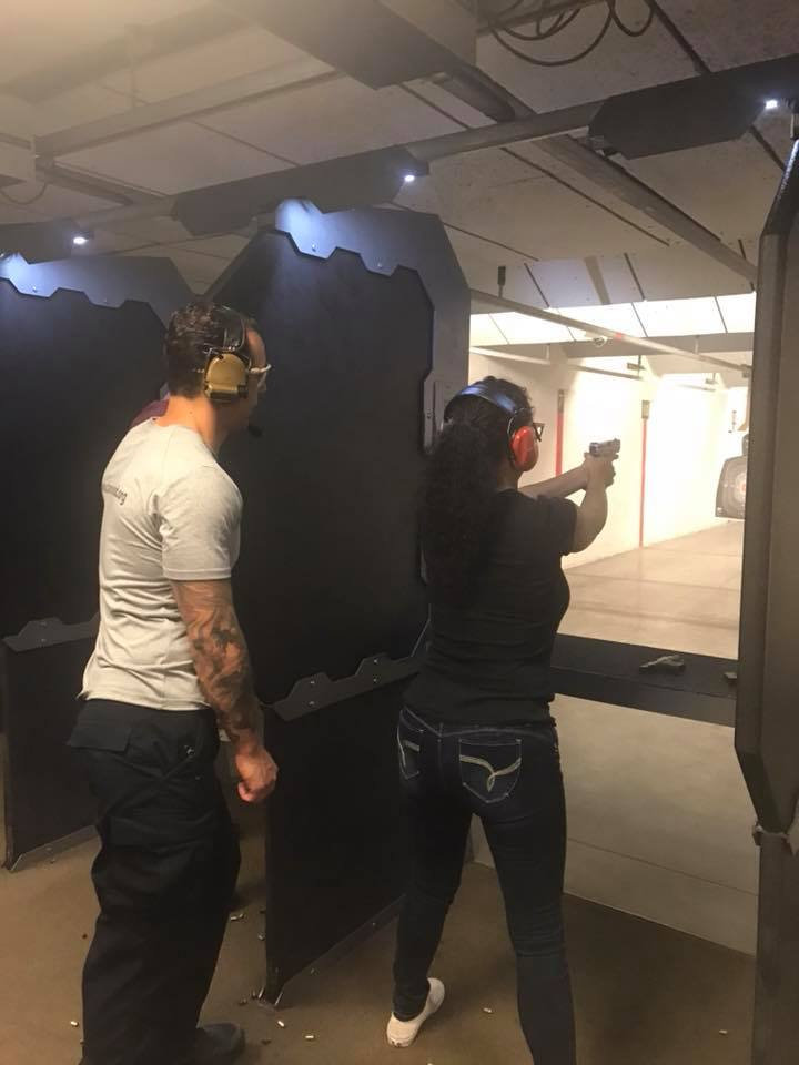 ONE ON ONE FIREARMS INSTRUCTION