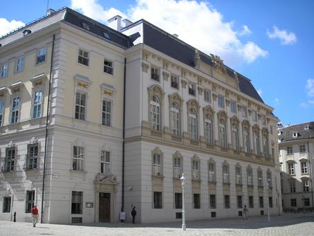 Impressies van een bezoek aan het Weense Haus- Hof- und Staatsarchiv