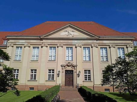 Een archief in Berlijn