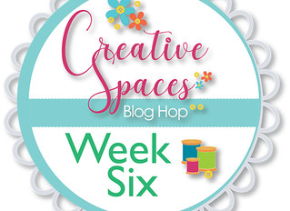 Creative Spaces Blog Hop: Week 6 Tools and Rulers