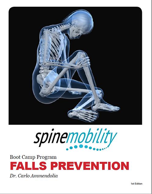 Falls Prevention Boot Camp Program Patient Workbook Bundle (includes 5)