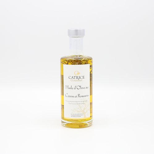Olijfolie citroen-rozemarijn