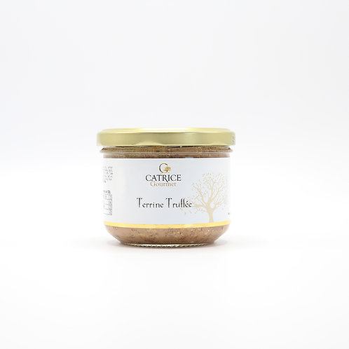 Terrine truffel