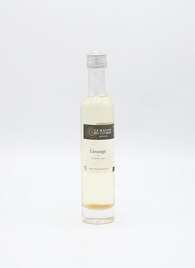 BIO Mignonnette 10 cl witte rum limoen
