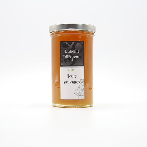 Honing wilde bloemen - 350 g