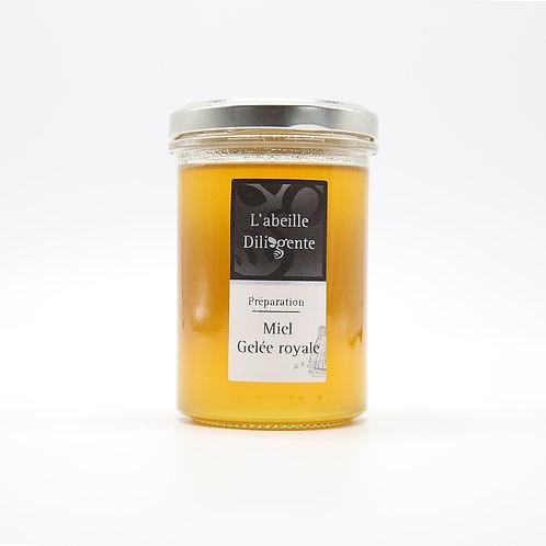 Honing met 5% koninginnebrij - 240 g