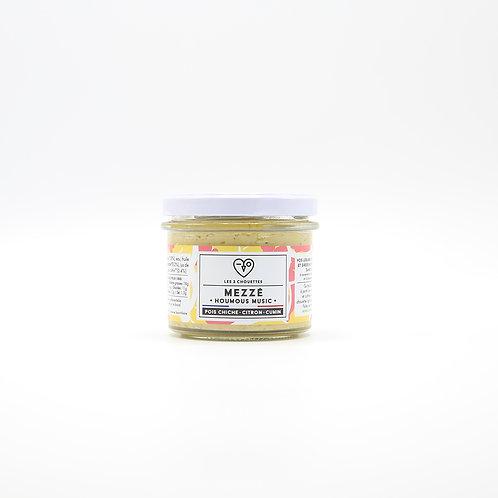 Mezze kikkererwt - citroen - sesam - komijn BIO