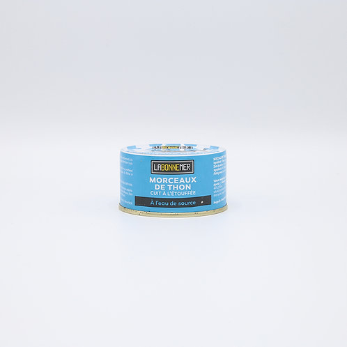 Bio tonijn natuur 125 g