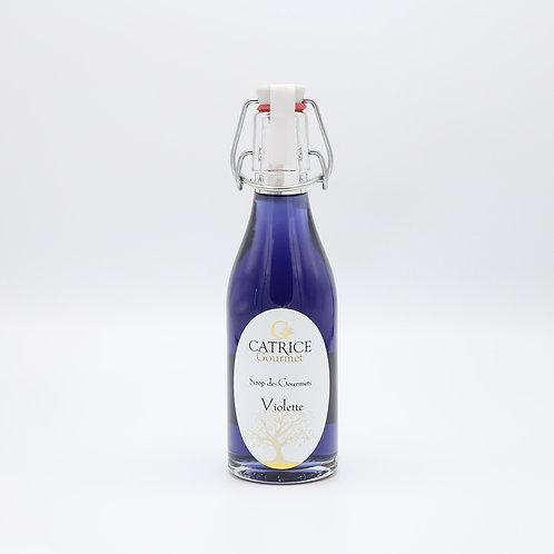 Siroop violette  25 cl