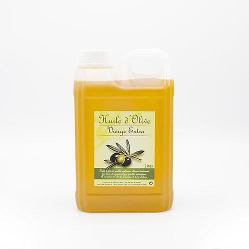 Olijfolie vierge 2 liter