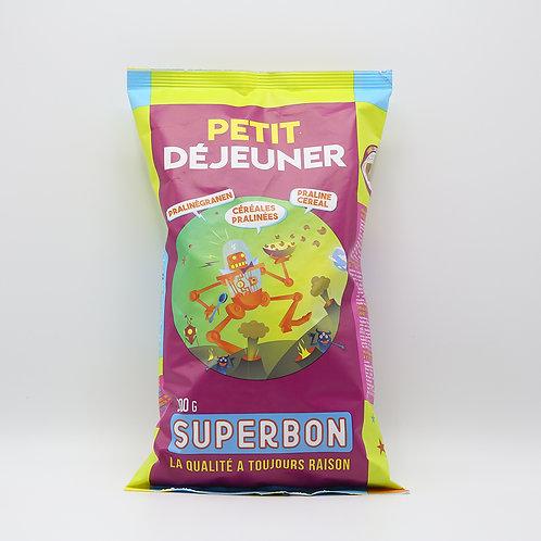 Petit Déjeuner Superbon pralinégranen 300 g