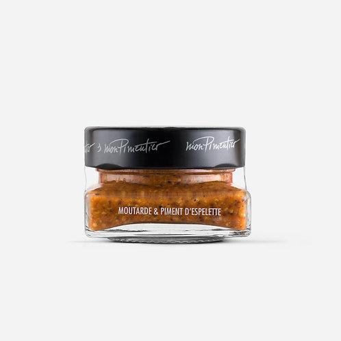 Piment d'espelette mosterd