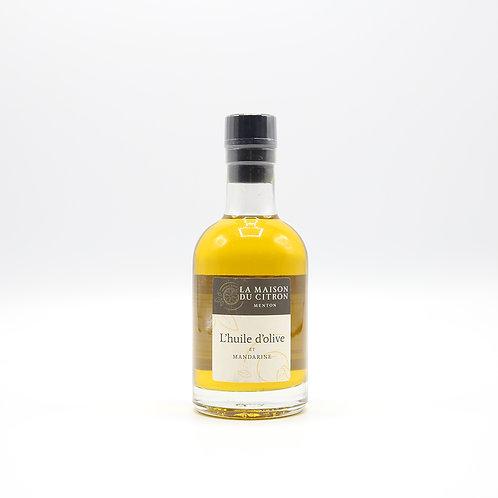 Olijfolie met citroen-mandarijn BIO - zelfde persing