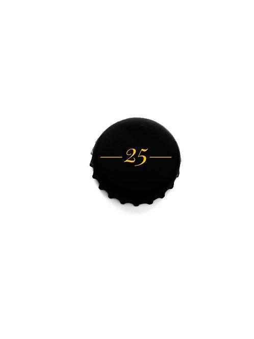 25 Custom O'buttons