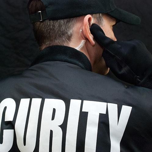 Security guard basic training in Alberta
