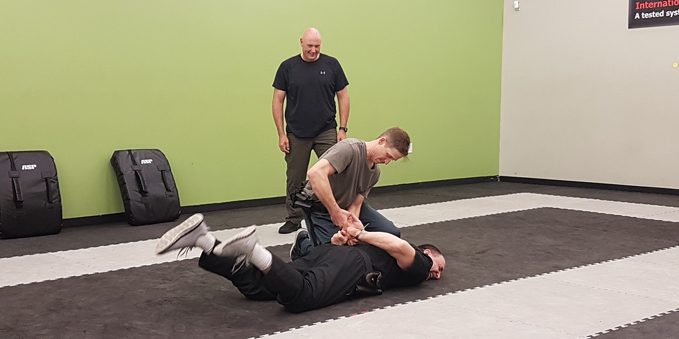 Defensive Tactics (PPCT) WITH BATON: Nov 21st to 25th 2020.  Sat-Wed