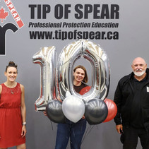 Tip of Spear Celebrates 10 Years!