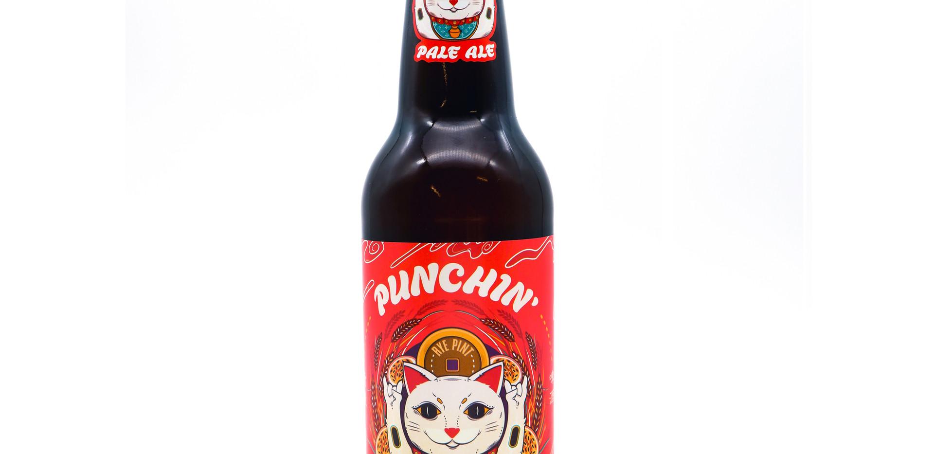 Punchin' Rye Pale Ale