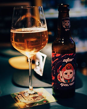 Star Gazin craft beer by Rye & Pint Brewery Singpore