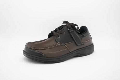 Baton Rouge Tie-Less Boat Shoes