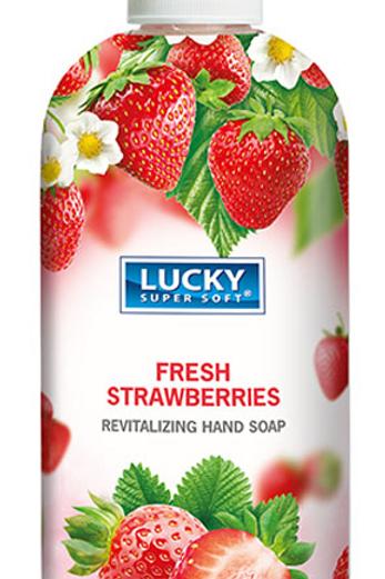 Fresh Strawberries Revitalizing Hand Soap
