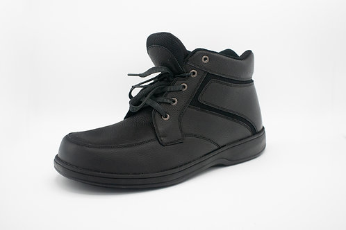 Highline Black Boots