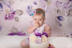 7. Violets Cake Smash-115
