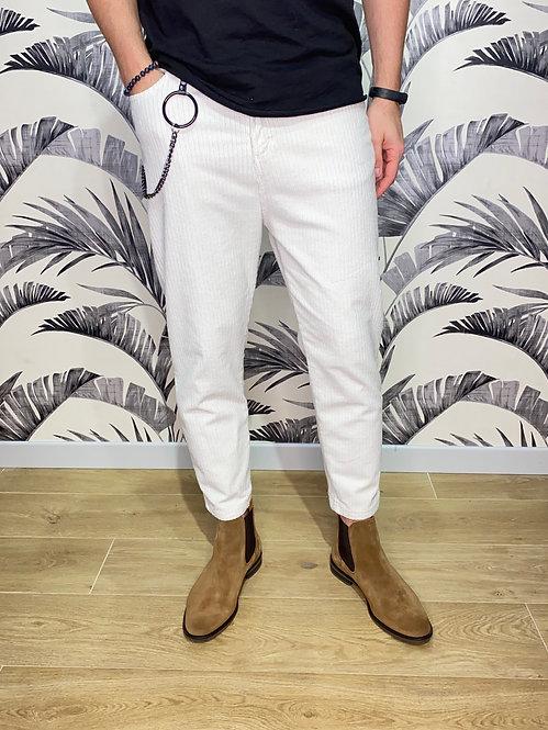 Pantalone velluto 2 colori