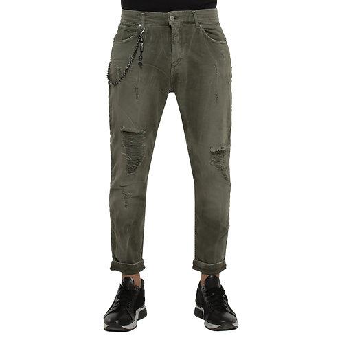 Jeans strappi 2 colori