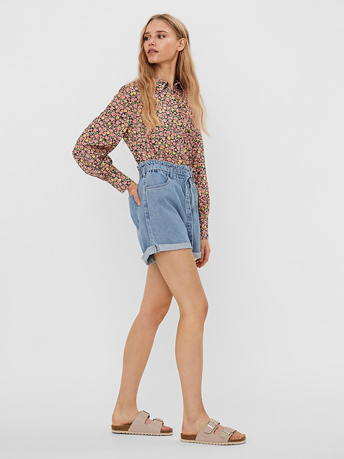 Short amara jeans