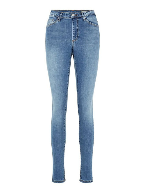 Jeans Sophia Vita alta l.blu