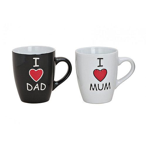 Mug  I love  300ml