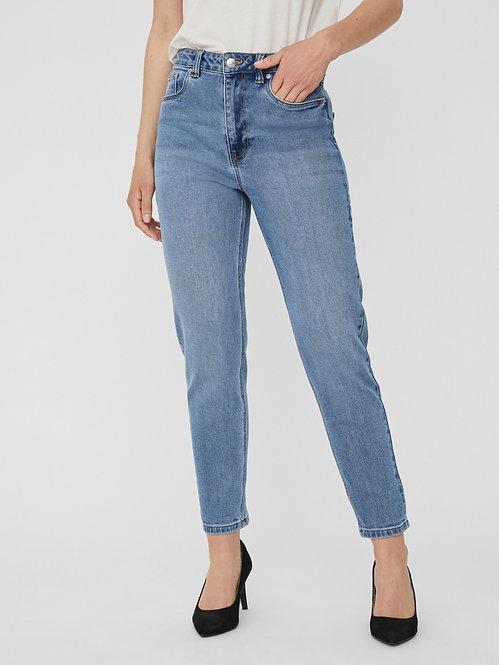 Jeans Joana Mom Fit M.blu