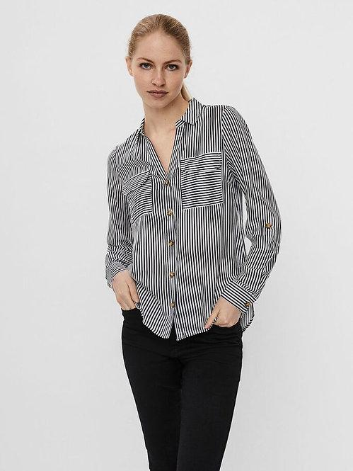 Camicia Bumpy Righe
