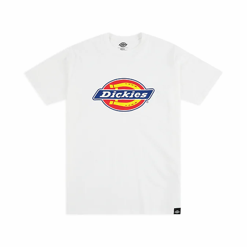 T-shirt Horseshoe Dickies Bianca